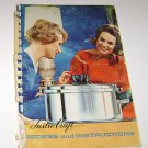 Lustre Craft Recipes and Instructions 1963
