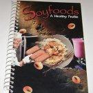 Soyfoods Recipe Cookbook Nebraska Soybean Board
