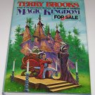 Magic Kingdom for Sale - Sold! No. 1 by Terry Brooks (1986, Hardcover)