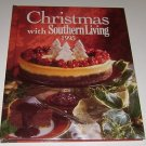 Christmas with Southern Living 1995 by Oxmoor House Staff (1995, Hardcover)