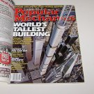 Popular Mechanics march 2000 Worlds Tallest Buildings Nascar Special Section