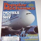 Popular Mechanics march 2001 Rogue Giant Airliners Build your own Banjo