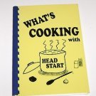 Whats Cooking with Head Start 1994 Virginia ? Cookbook