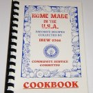 Recipes IBEW 2366 Comunity Service Cookbook Lincoln Nebraska