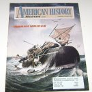 American History Illustrated 1991 Herman Melville Prelude in Pacific 1941