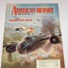 American History Illustrated 1992 Doolittle Raid Matanuska Valley AL