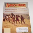 American History Illustrated 1993 Lost Free World Plains Indians Guadalcanal