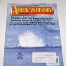 American History Illustrated 1993 Nuclear Tests 1946 - Oregon Trail
