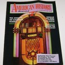 American History Illustrated 1989 Jukebox American Classic Spying US Revolution