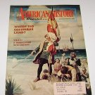 American History Illustrated 1991 Where did Columbus Land-Sam Patch