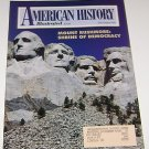 American History Illustrated 1991 Mount Rushmore Shrine of Democracy