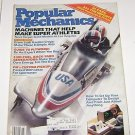 Popular Mechanics December 1984 Gold Medals Los Angeles Back Yard Generators