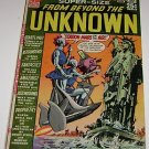 DC From Beyond the Unknown No 8 1970-71