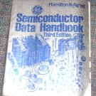 Hamilton Avnet GE Semiconductor Data Handbook Third Edition 1977