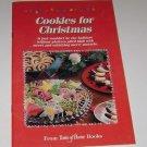Taste of Home Cookies for Christmas mini recipe cookbook