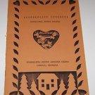 German Recipes Evangelical United Lutheran Church Lincoln Nebraska