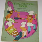 Fun to Cook Boys & Girls  Readers Digest Cookbook Elizabeth Wannen