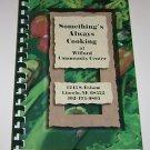 Willard Community Center Cookbook Lincoln Nebraska