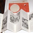 Gumps Dept Store San Francisco Ad Brochure 1960's