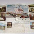Little America Travel Center AD S.M Covey 1960's
