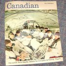 The Canadian News Magazine June 4 1966 Judy LaMarsh - War Games Norway