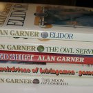 Lot of (5) Alan Garner Paperbacks Elidor owl service red shift weirdstone moon of gomrath