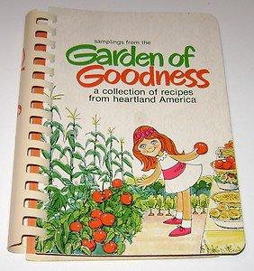 Shurfine Foods Cookbook Garden of Goodness Cookbook 1976
