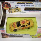 Road Champs Sounds of Power Ernie Irvan Die Cast Car w/sound 1992