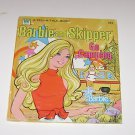 "Whitmans Tell A Tale  Book ""Barbie & Skipper Go Camping 1977"