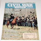 Civil War Times Illustrated 1991 Yanks Cheer Lincoln in Richmond