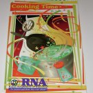 RNA Royal Neighbors of America Cookbook Rock Island IL 2001