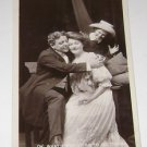 "Vintage Postcard ""Oh what it must be to be there"" Man hugging Woman"