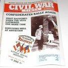 Civil War Times Illustrated Bloody Missouri Wilsons Creek Hell at Antietam