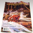 American History Illustrated 1989 Oklahoma Land Rush Mounted Police