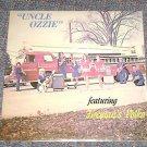 Uncle OZZIE Fireman's Polka Vinyl LP Record