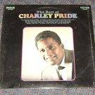 RCA The Best of Charlie Pride Vinyl LP