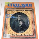 Civil War Times Illustrated Stonewall Jackson Bio The Generals Campaigns
