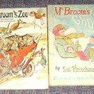 (2) McBrooms Books Zoo & Ghost 1971 & 1972 Sid Fleischman