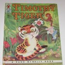 "Rand McNally ""Timothy Tiger"" 1959"
