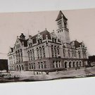 Vintage Postcard Post Office & Custom House Omaha Nebraska 1911
