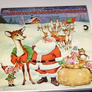 Rudolph the Red Nose Reindeer by Santa's Little Chorus Orchestra Vinyl LP