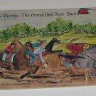 Xerox Turvy The Horse That Runs Backwards Howard Goldsmith Barbara Corey