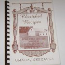 Cherished Recipes Open Door Mission Omaha Nebraska Cookbook