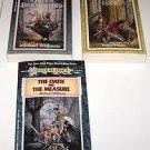 3 Dragon Lance Saga Paerbacks by Michael Williams