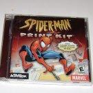 Activision Spiderman Print Kit CD