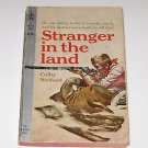 Stranger In The Land by Colby Wolford 1959 Paperback