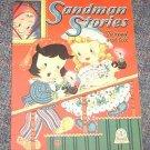 Merrill Publishing Sandman Stories Childrens Book 1943