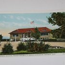 Vintage Postcard Memorial BLDG Woodmen of America Sanatorium Woodmen Colorado