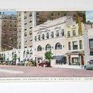 Vintage Postcard Harvey's Famous Restaurant Washinton DC