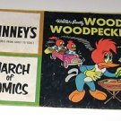 Kinney's Shoes March of Comics Woody Woodpecker Ad 1957